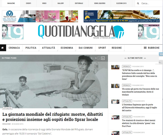 Quotidiano di Gela
